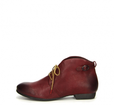 Think Stiefelette EBBS ROT