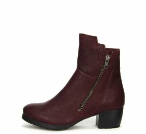 Think Stiefelette OBAJO ROT