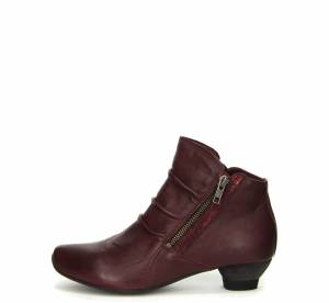 Think Stiefelette AIDA ROT