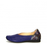 Think Slipper CHILLI BLAU