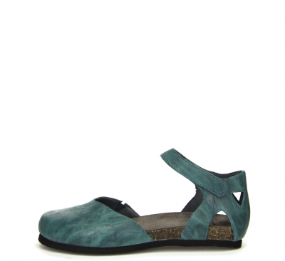 Think Sandale SHIK BLAU