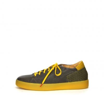 Think Sneaker JOEKING GRÜN