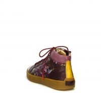 Think Stiefelette TURNA ROT