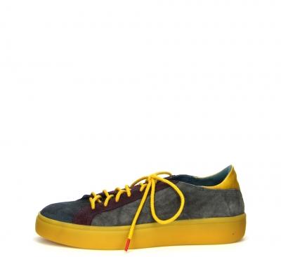 Think Sneaker GRING GRAU